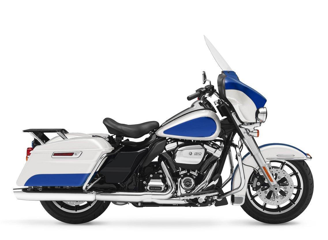 Police & Law Enforcement Motorcycle | Harley-Davidson USA