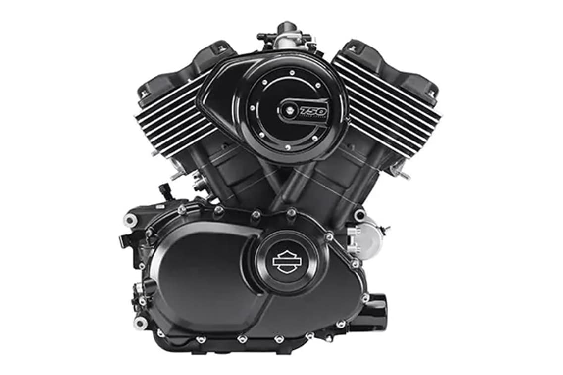 History of the Harley Engine