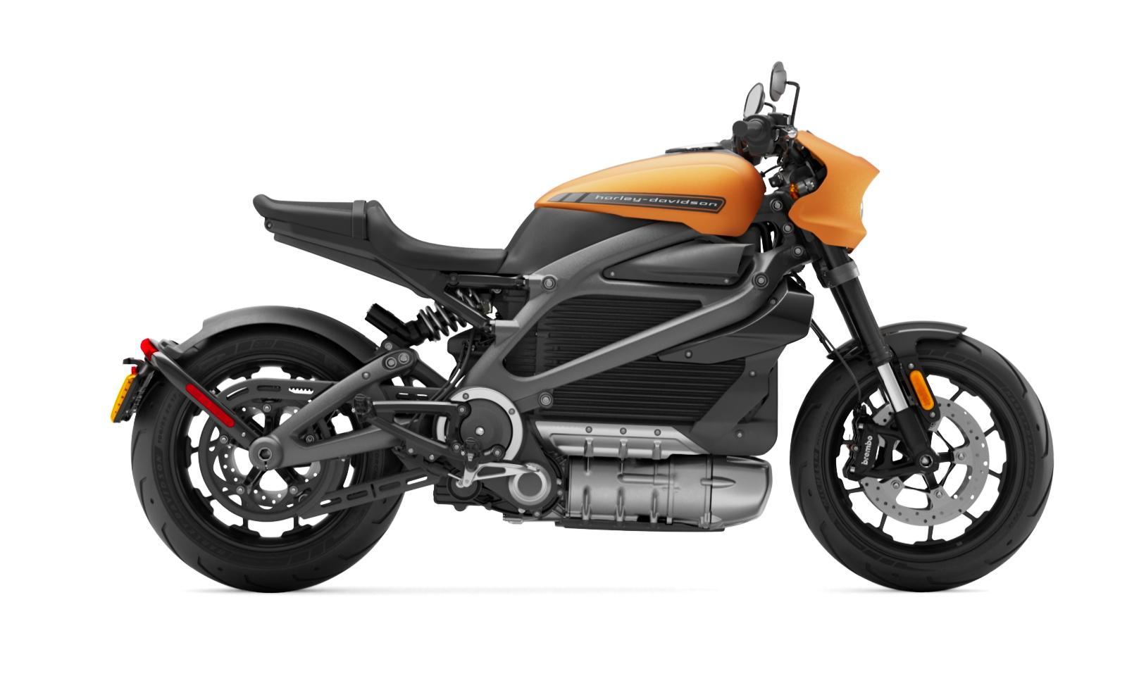 Livewire Electric Motorbike Harley Davidson Uk