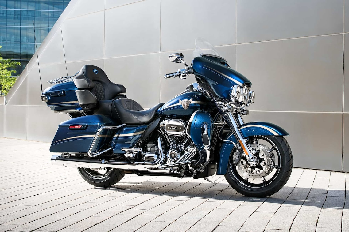 2018 Harley-Davidson CVO Limited Motorcycle