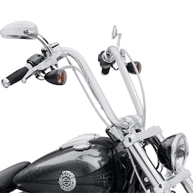 Fat Mini-Ape Handlebar - Chrome