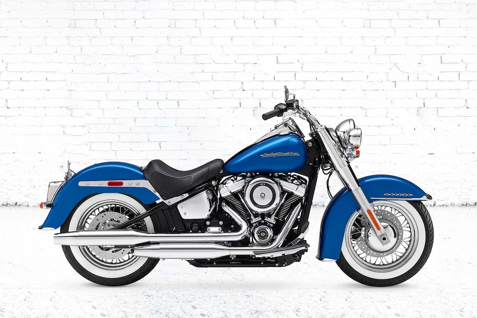 2018 Softail Deluxe Specs & Pricing | Harley-Davidson USA