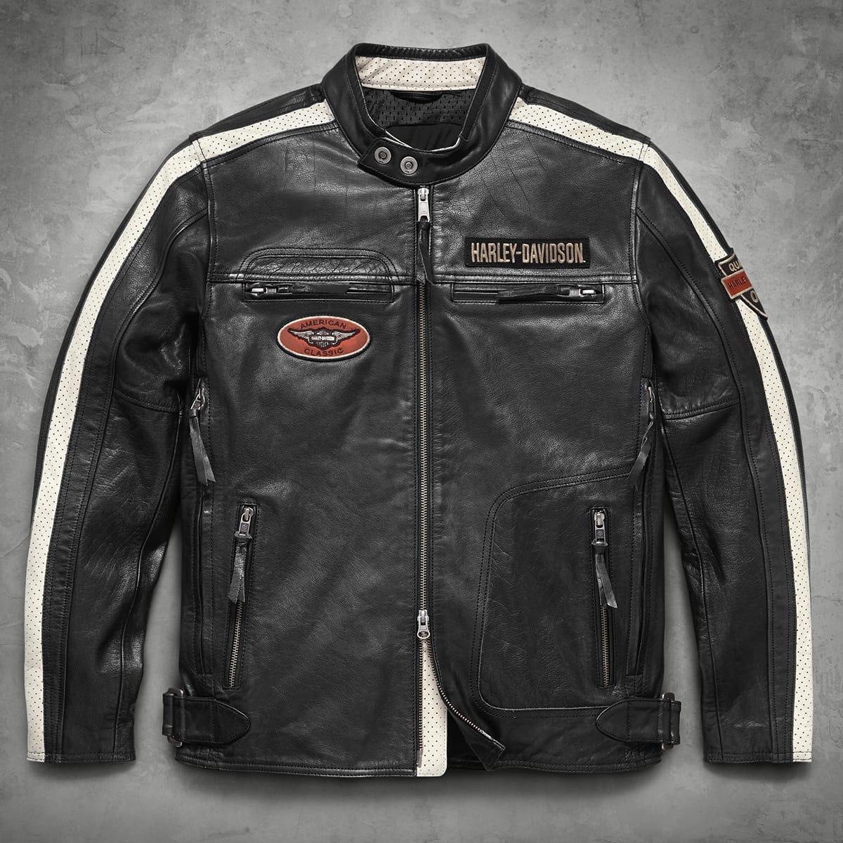 Harley Davidson Leather Jacket Cleaner
