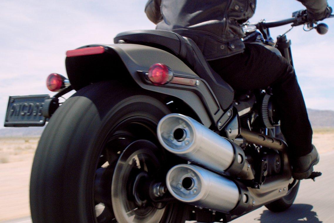 2018 Fat Bob | Harley-Davidson USA