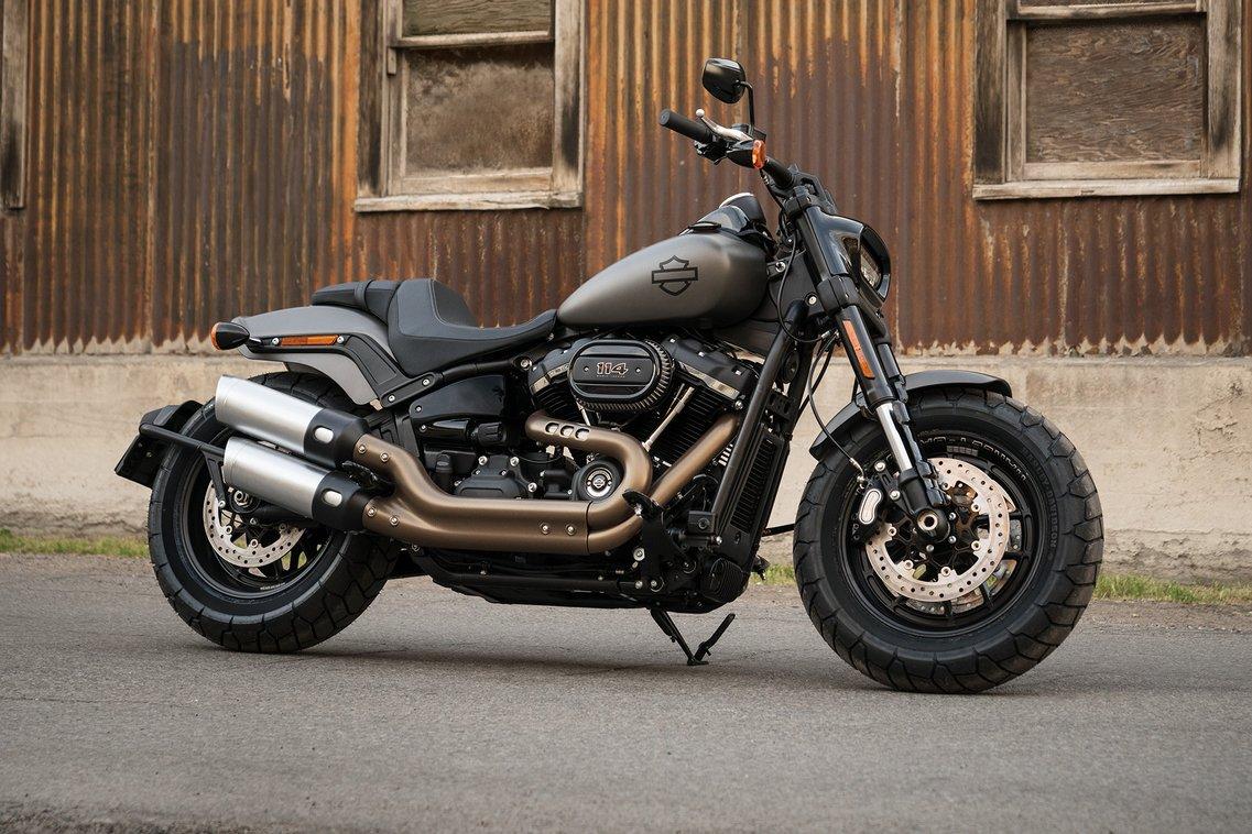 2018 Fat Bob | Harley-Davidson Australia