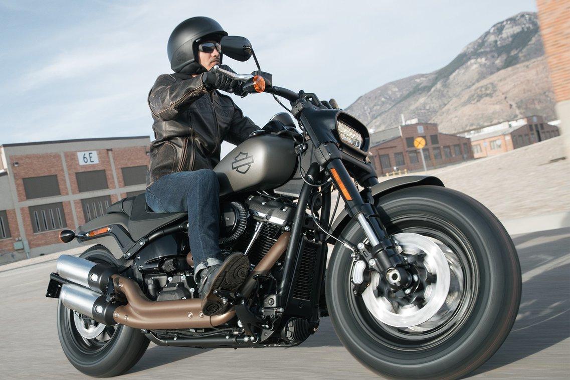 2018 Fat Bob | Harley-Davidson India