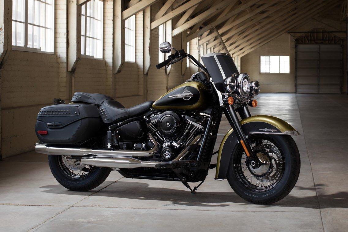 2018 Heritage Classic | Harley-Davidson India