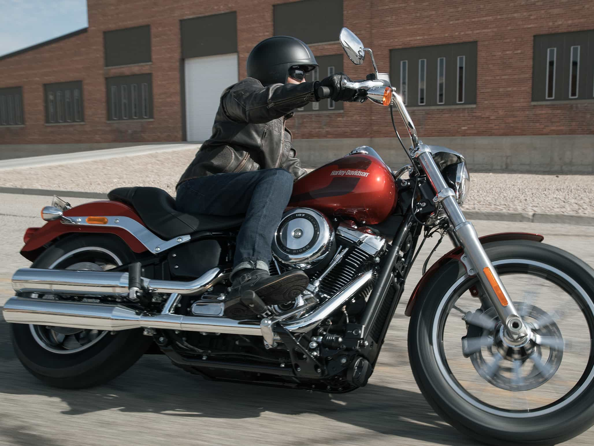 2018 Low Rider | Harley-Davidson USA