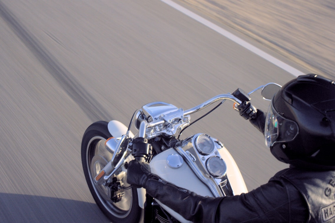 2018 Low Rider Harley-Davidson Motorcycle