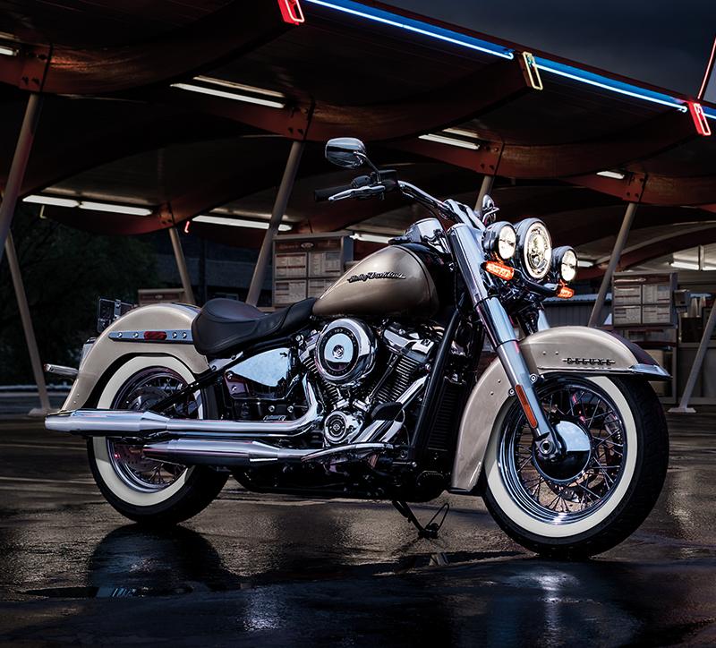 2018 Softail Deluxe   Harley-Davidson USA