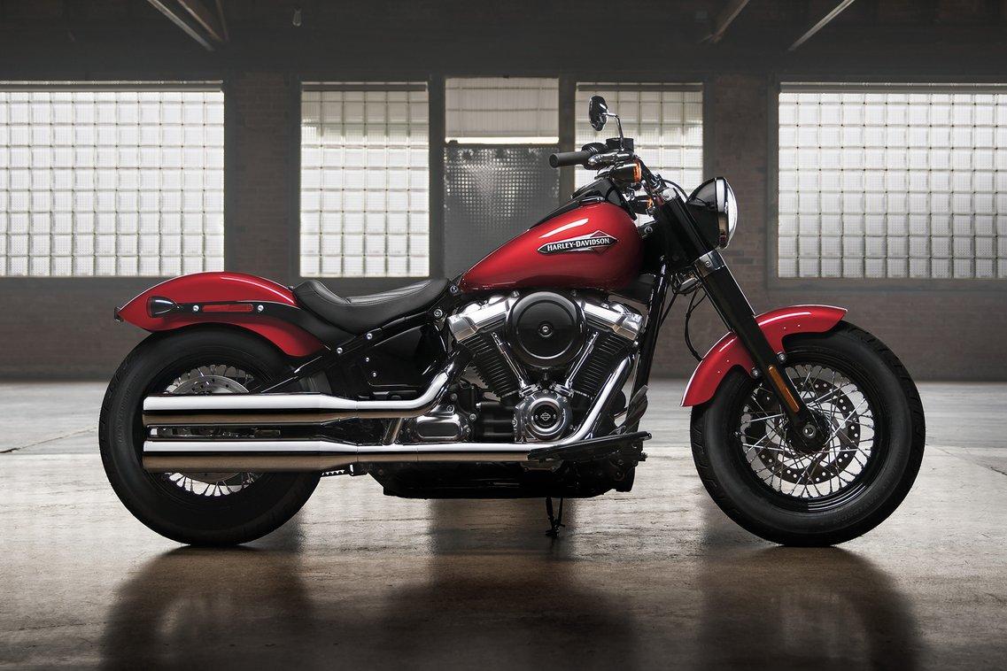 2018 softail slim h d motorcycle