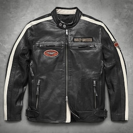 Men's Command Leather Jacket