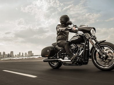 THE ALL-NEW SPORT GLIDE™