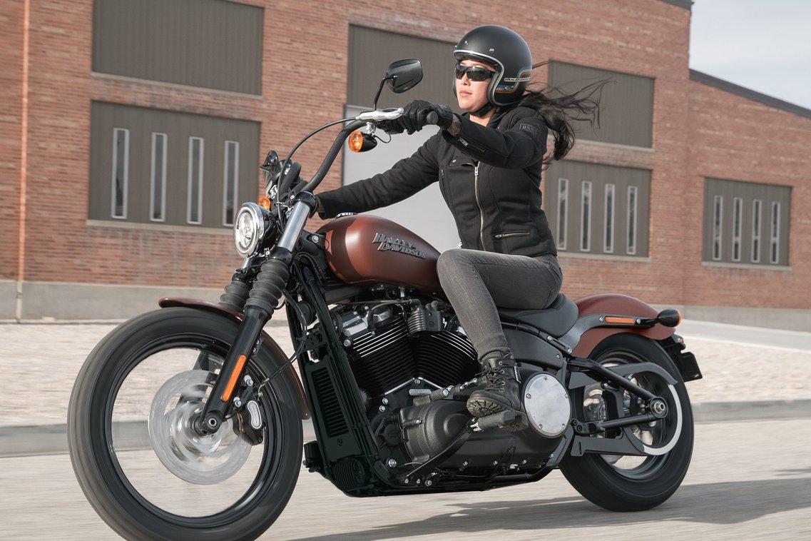 2018 Street Bob | Harley-Davidson USA