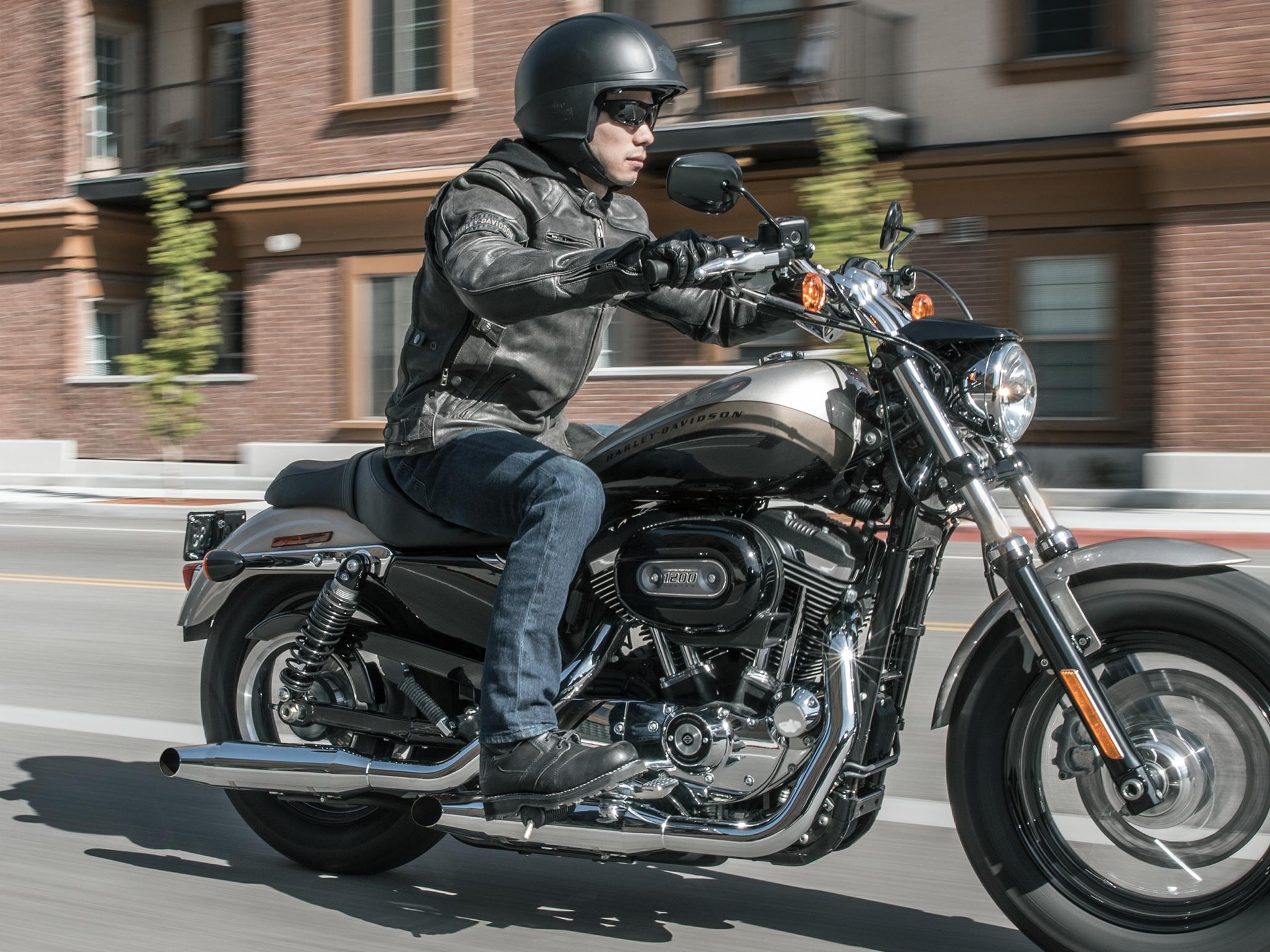 2018 Sportster 1200 Custom | Harley-Davidson USA