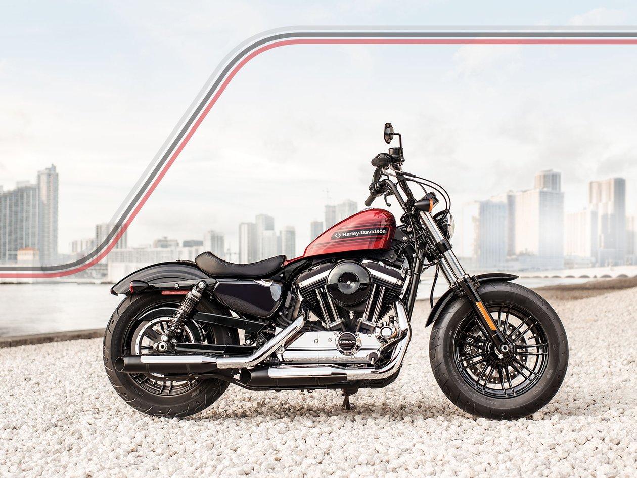2018 Sportster   Harley-Davidson USA