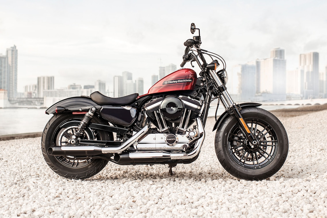 2018 Sportster Forty-Eight Special | Harley-Davidson USA