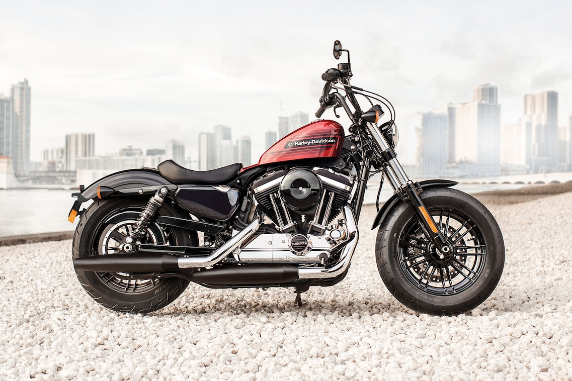 2018 Harley-Davidson Forty Eight Special