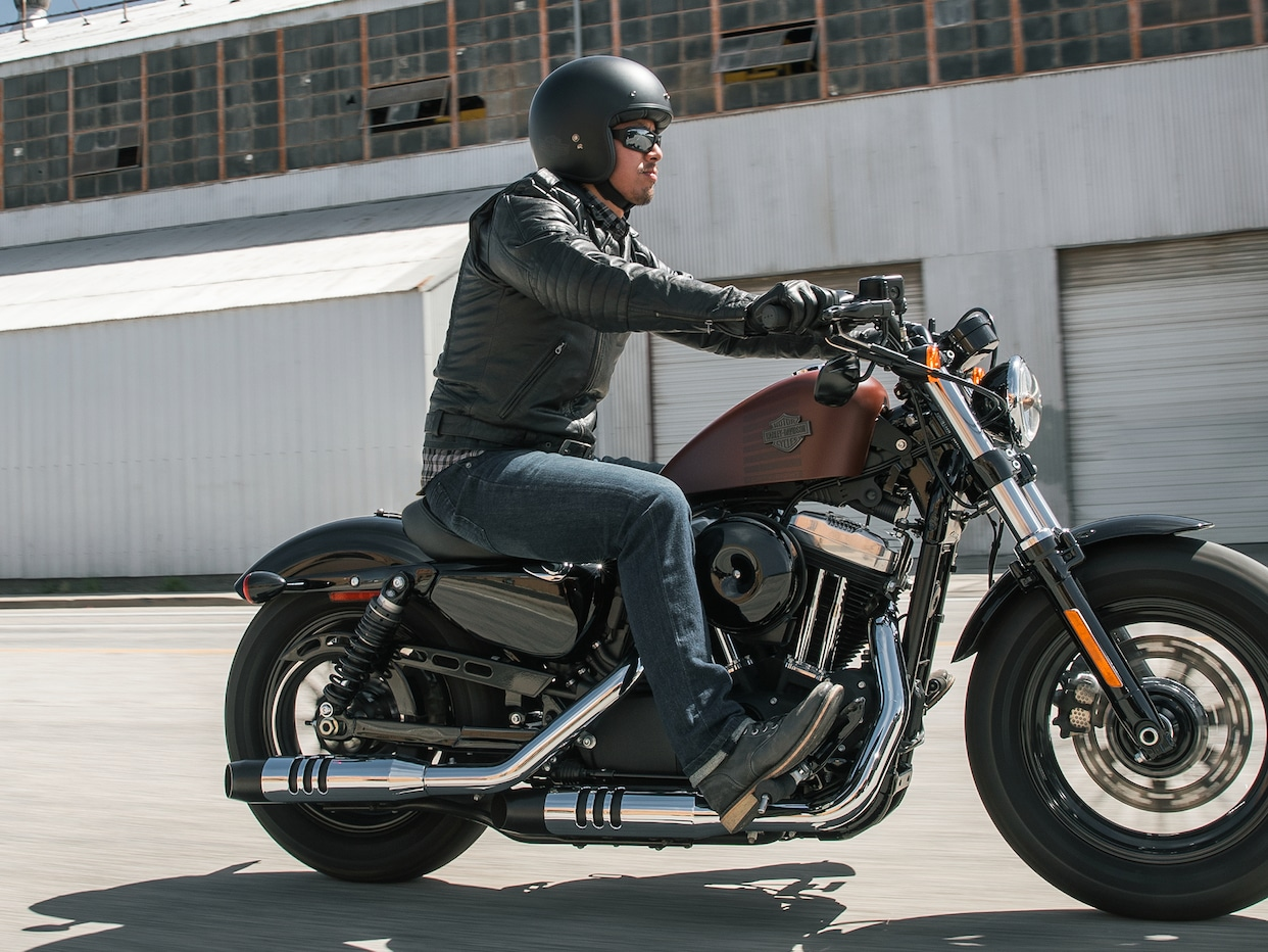 Harley Davidson: 2018 Sportster Forty-Eight