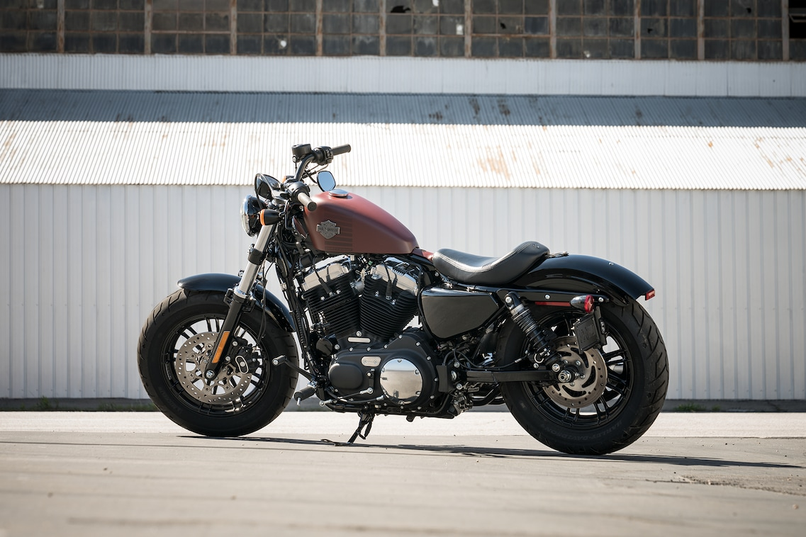 2018 Sportster Forty-Eight | Harley-Davidson USA