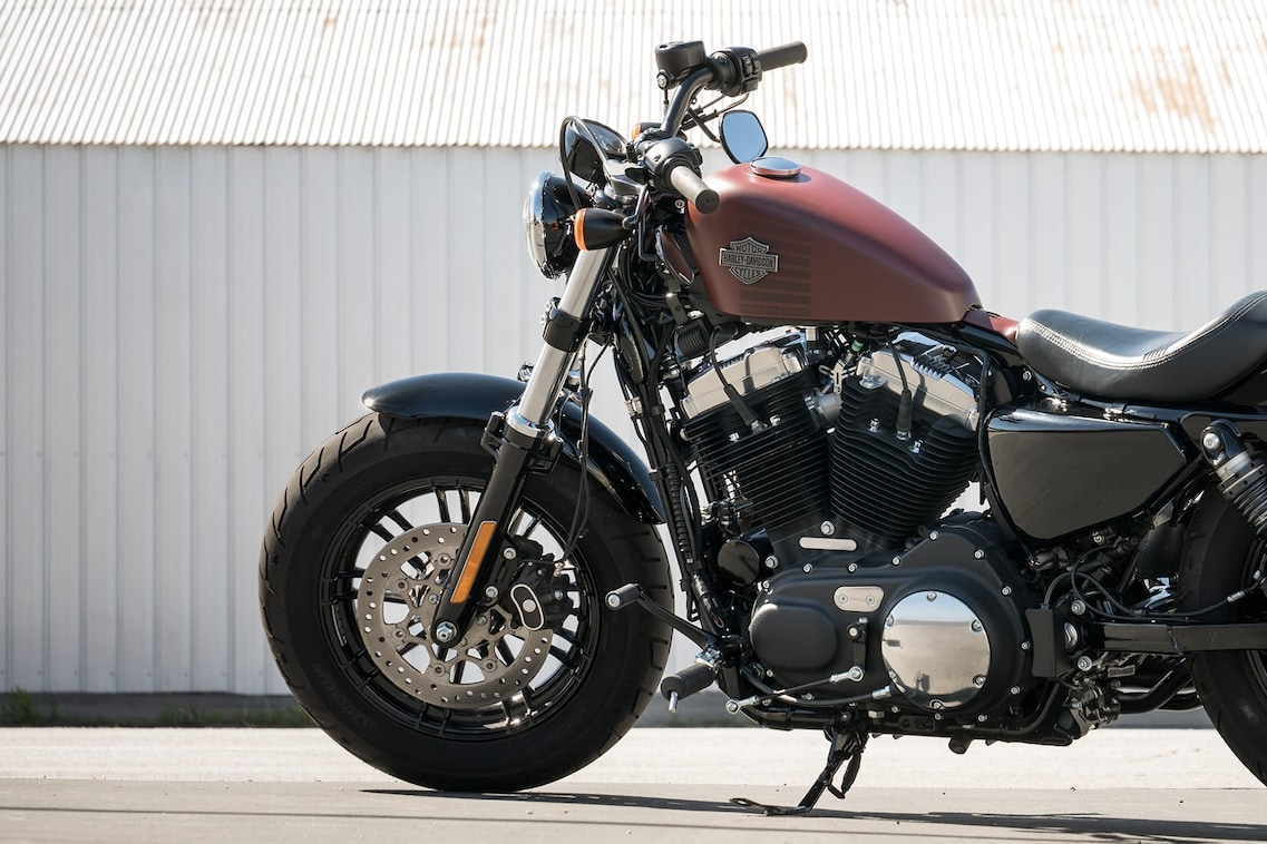 2018 Harley-Davidson Forty Eight