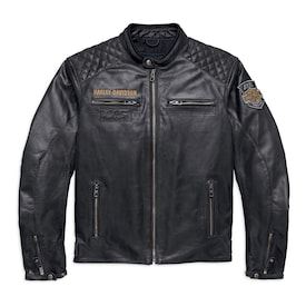 115th Anniversary Eagle Leather Jacket