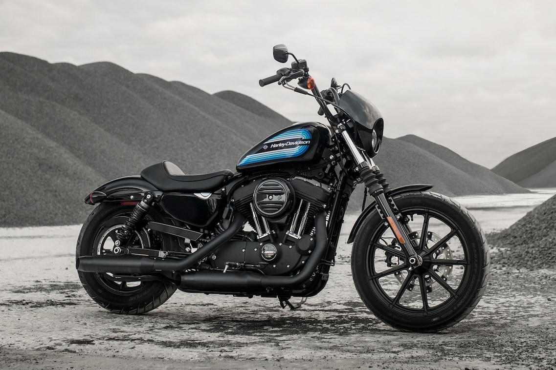 2018 Sportster Iron 1200 | Harley-Davidson USA