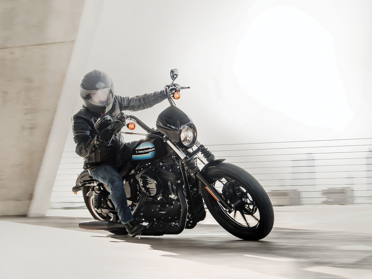 2018 Sportster Iron 1200 | Harley-Davidson UK
