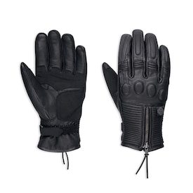 Relay Leather Gloves