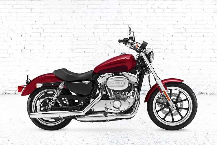 2018 Harley Davidson Motorcycles