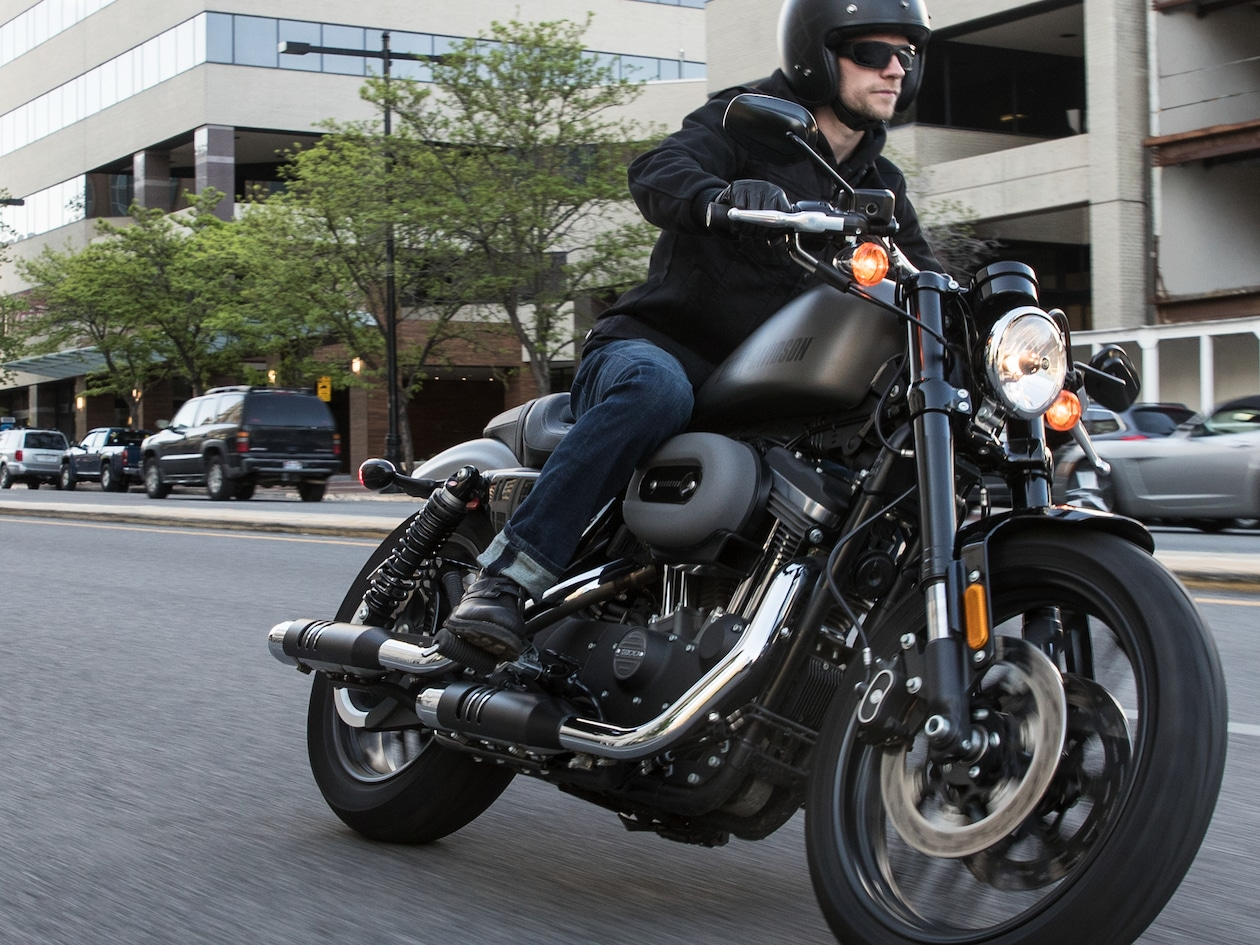 2018 Roadster | Harley-Davidson USA