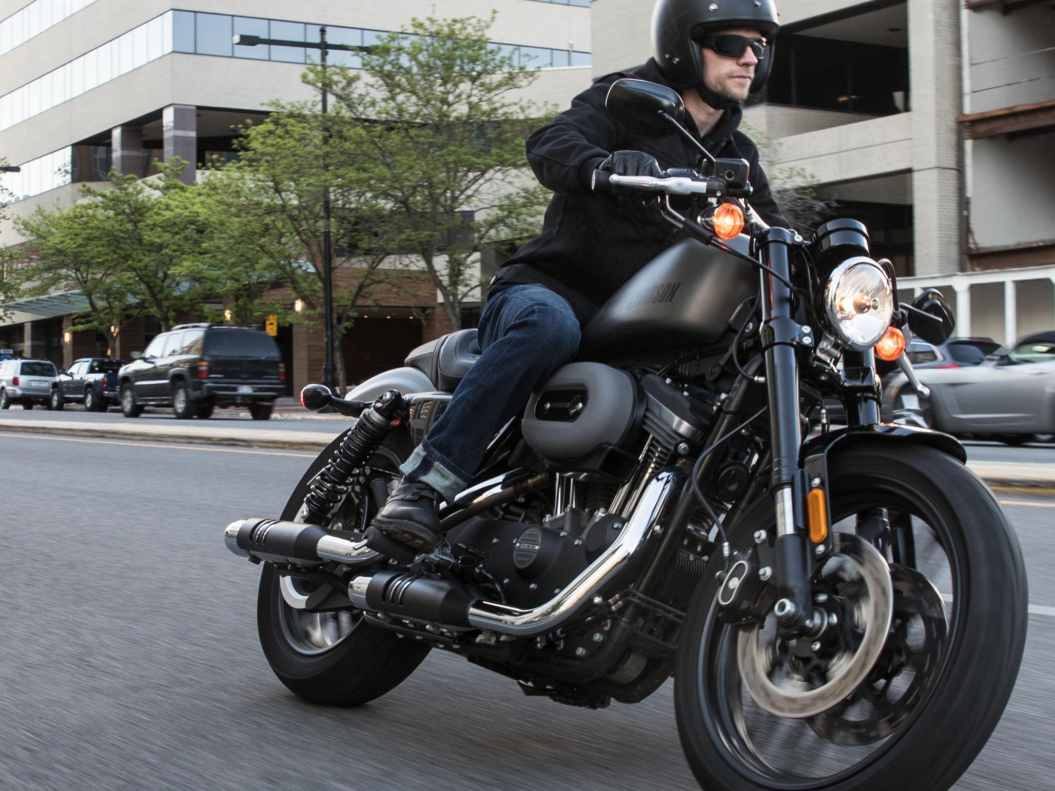 2018 Roadster   Harley-Davidson USA
