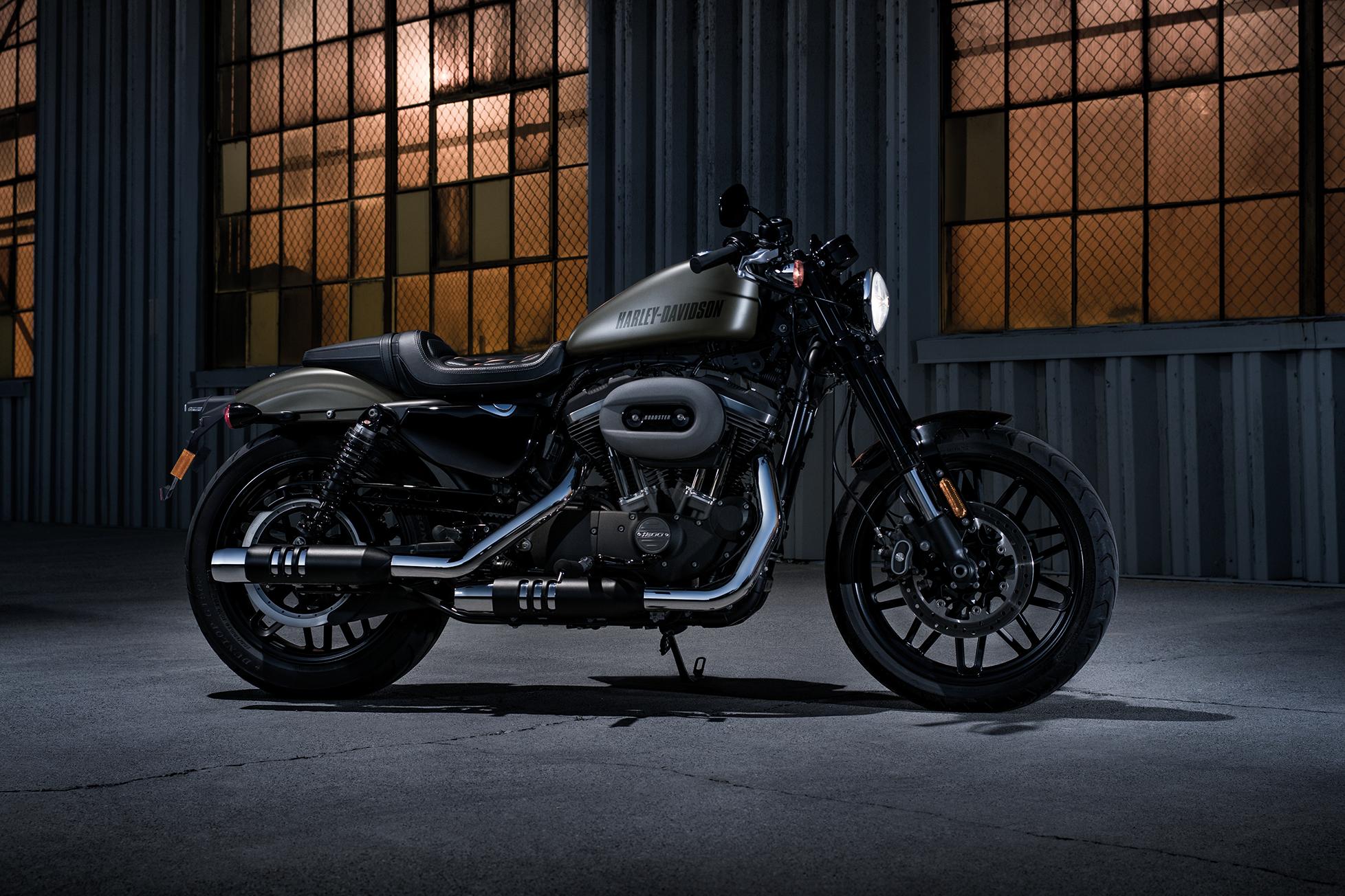 Harley davidson roadster 2017