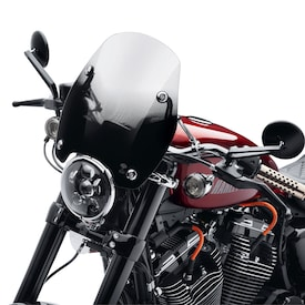 Quick-Release Super Sport Windshield