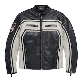 Endurance Leather Jacket
