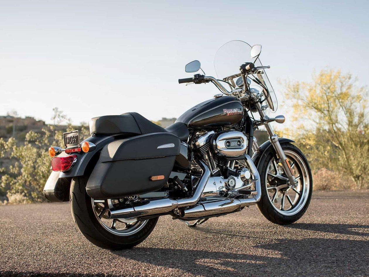 2018 Sportster SuperLow 1200T | Harley-Davidson UK