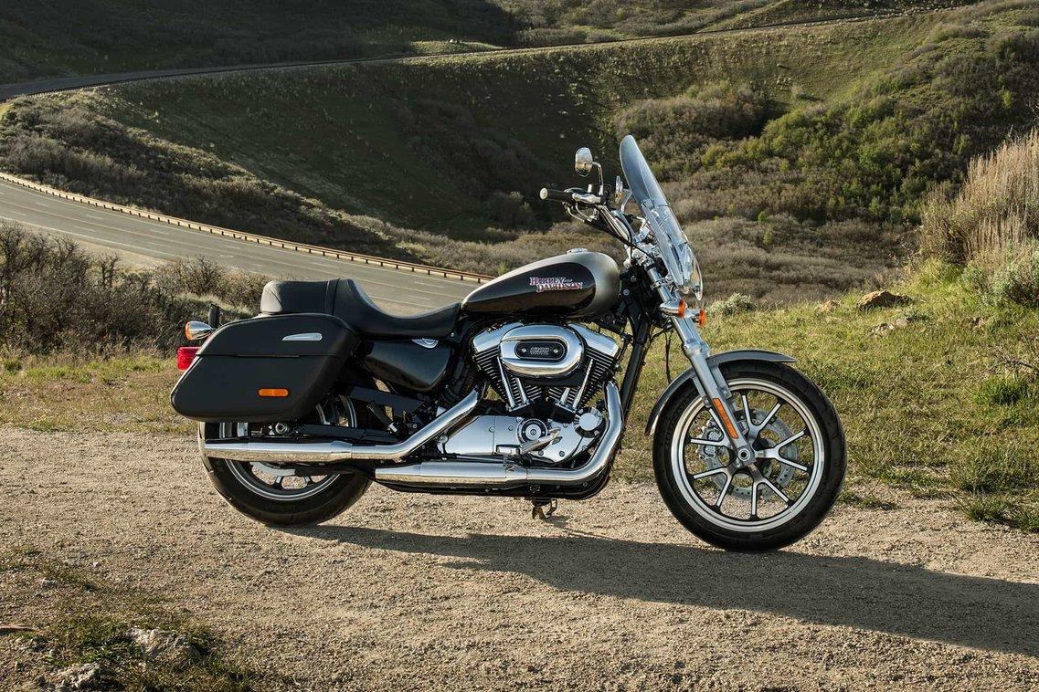 2018 Sportster SuperLow 1200T | Harley-Davidson Ireland
