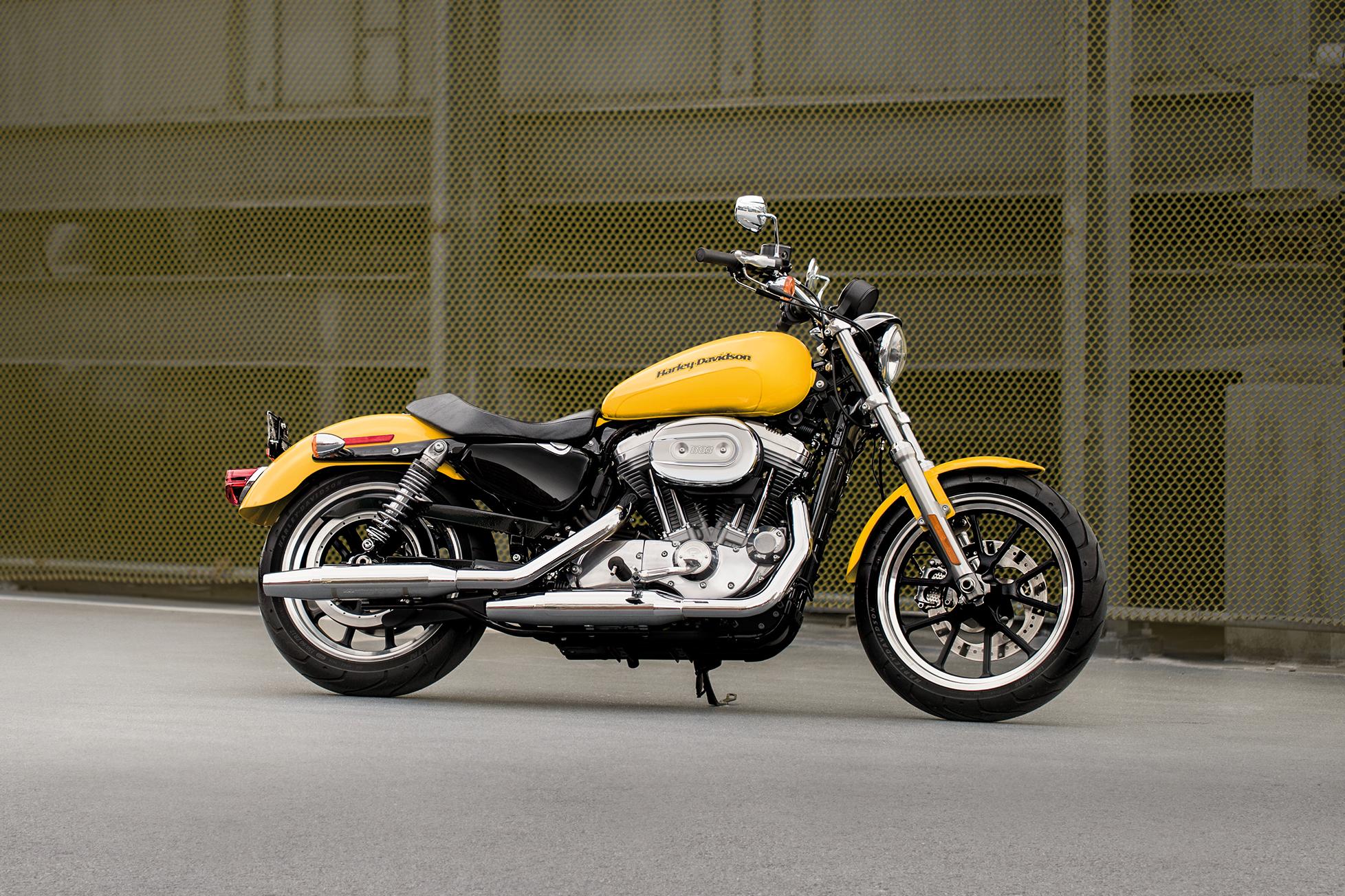 Pink Harley Davidson Sportster 883 Models Motorcycle Superlow 1137x758