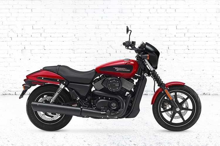 2018 Harley Davidson Street 750