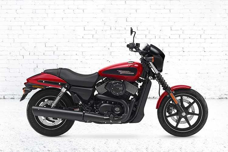 2018 Motorcycles Models | Harley-Davidson India