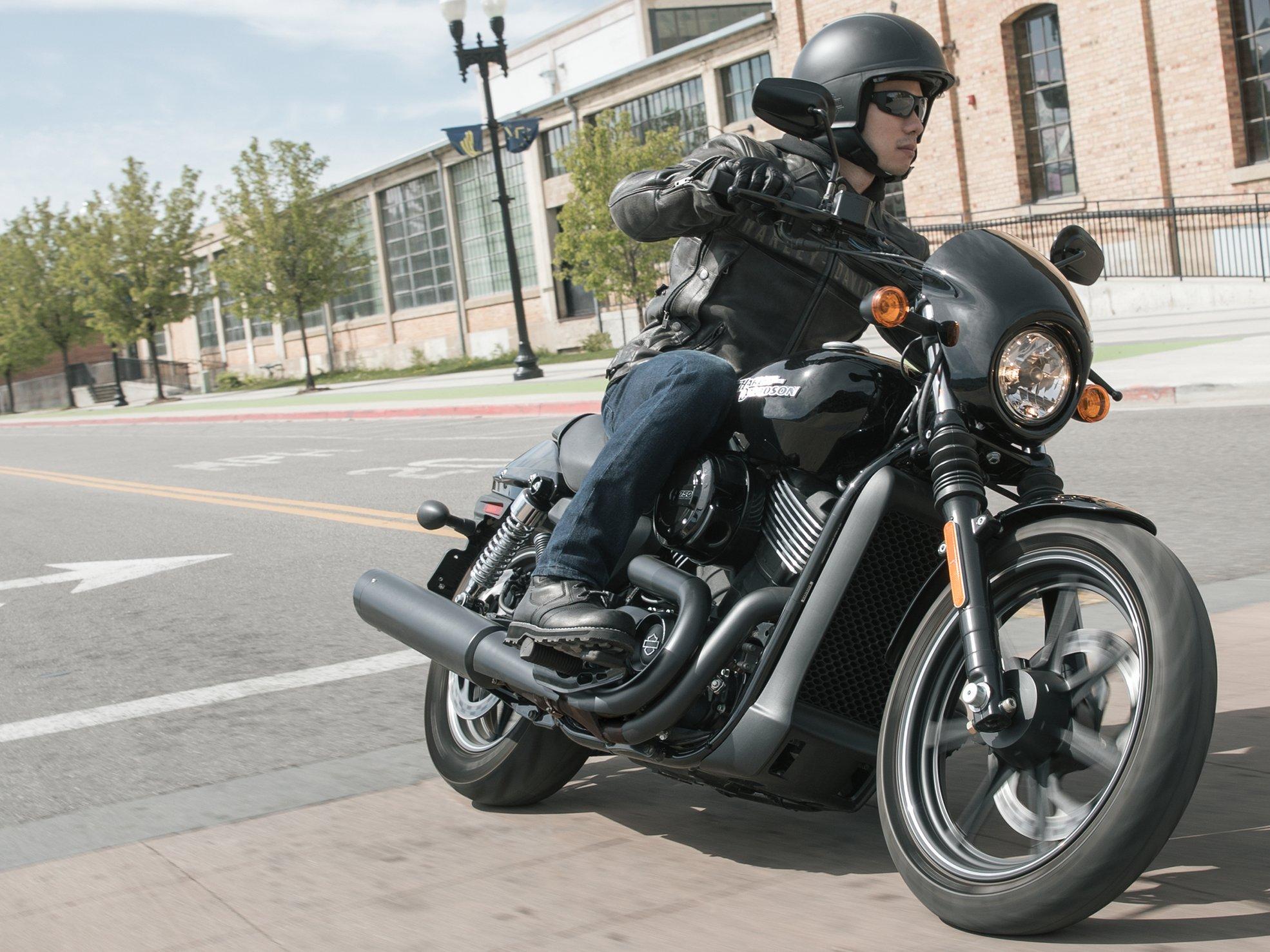 2018 Harley-Davidson Street 750 | Harley-Davidson India