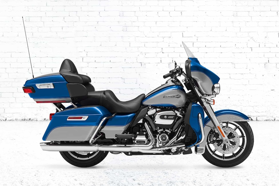 2018 Touring Electra Glide Ultra Clic Specs & Pricing | Harley ...