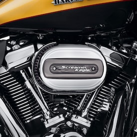Screamin' Eagle Ventilator Air Cleaner - Chrome image