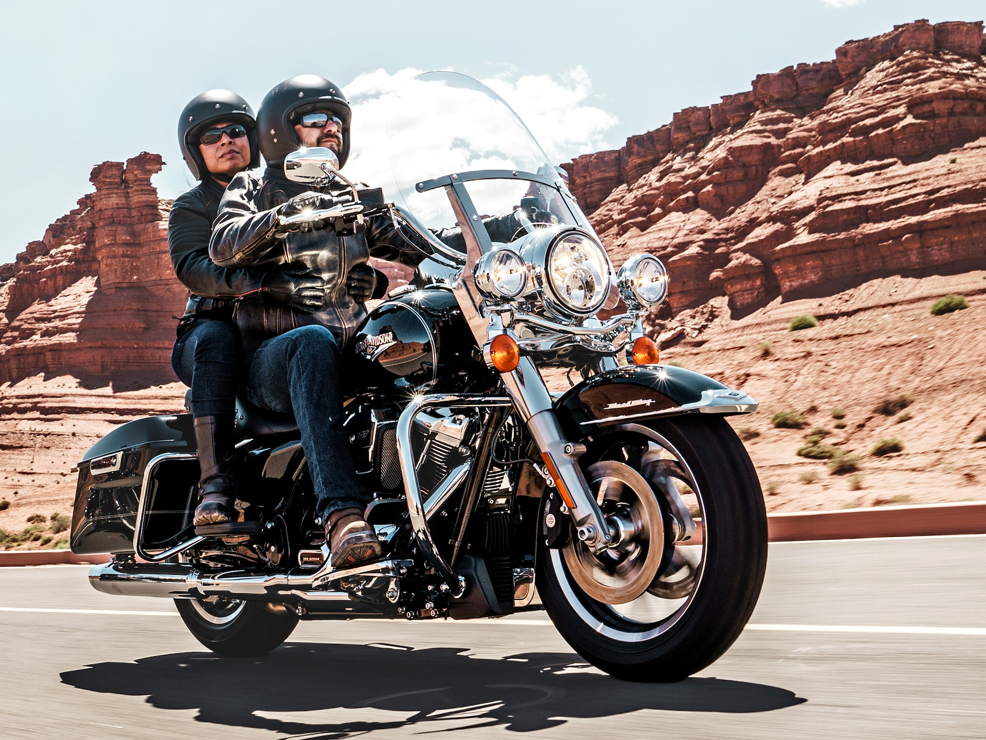 2018 Road King Classic | Harley-Davidson Middle East/North ...