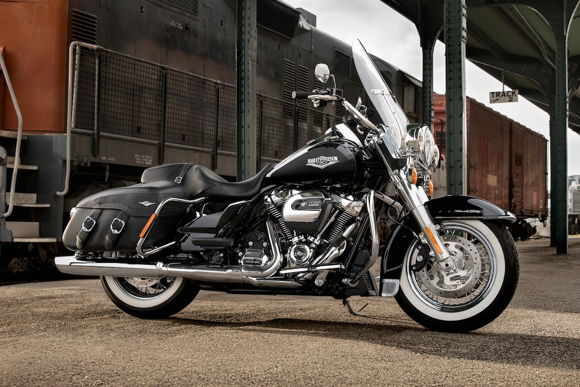 2018 Road King Classic | Harley-Davidson Middle East/North