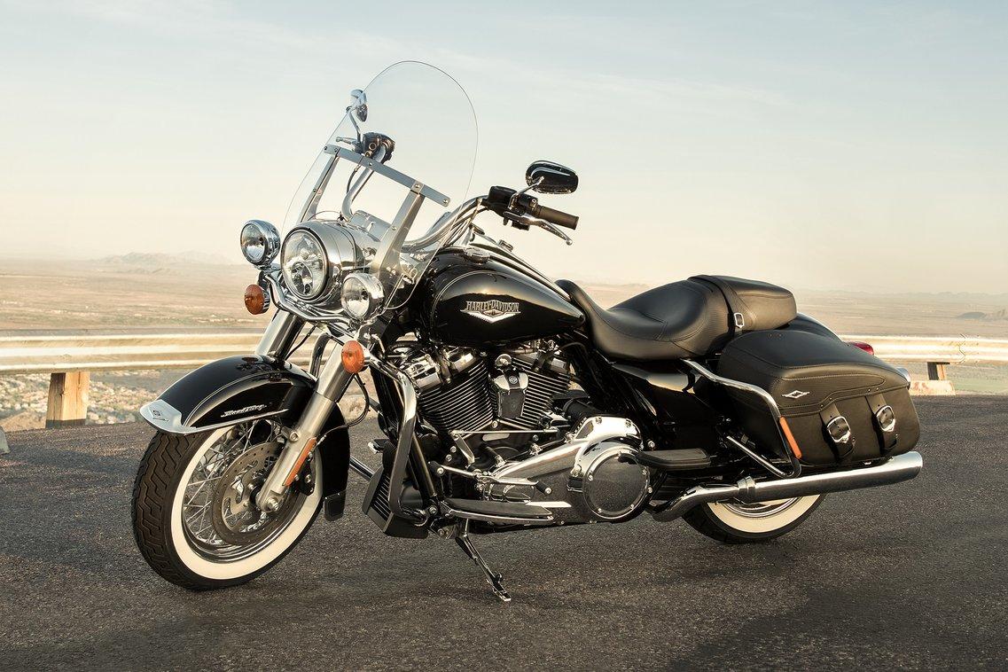 2018 Road King Classic   Harley-Davidson Africa