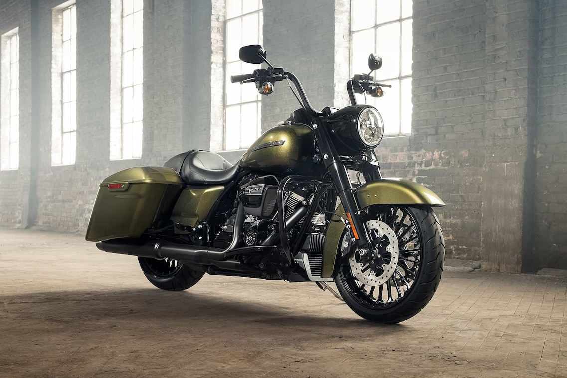 2018 Gold Road king Special