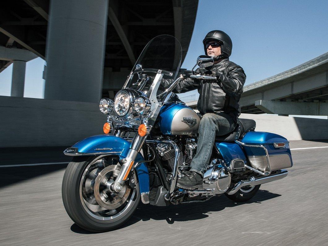 Harley Davidson Road King Mag Oem Wheels