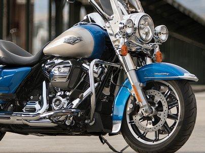 2018 Road King | Harley-Davidson UK