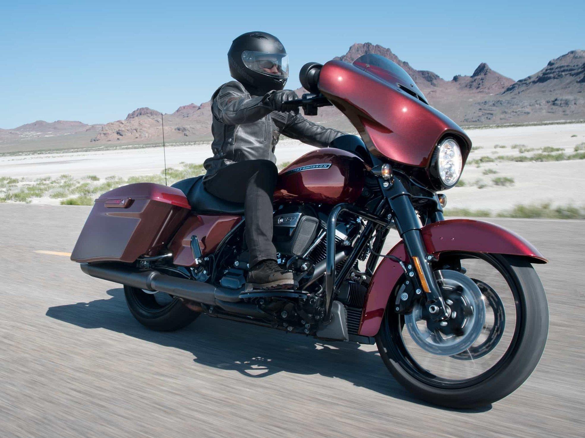2018 Street Glide Special Harley Davidson Usa